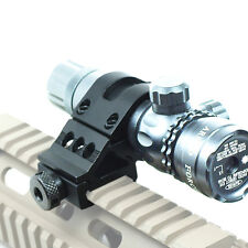 "1"" Offset Scope Ring with 20mm QD Rail Mount for Scopes / Laser / Flashlight"