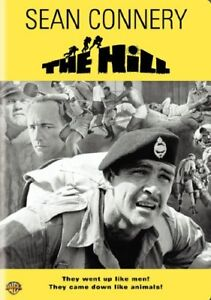 The-Hill-1965-War-Film-Sean-Connery-ALL-REGION-New-Factory-Sealed