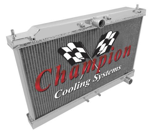 3 Row Radiator For 95-99 Eclipse