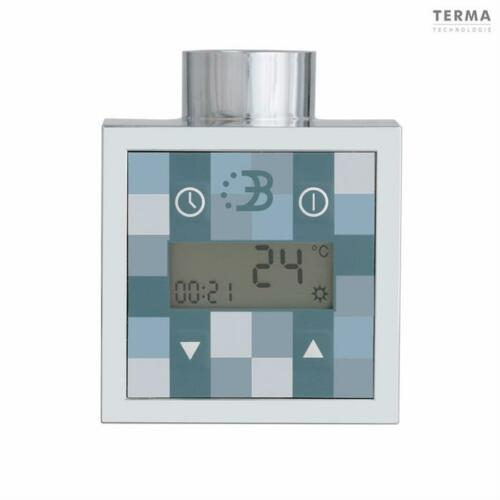 Heizpatrone 600 Watt regolabili con Timer//Timer