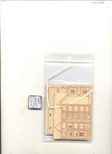 Kit Toy Dollhouse TY108 dollhouse furniture kit Dragonfly 1//12 scale wood