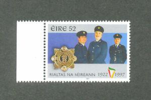 Irlande-irish Police Force Neuf Sans Charnière De 1997 - 1113-afficher Le Titre D'origine Gagner Une Grande Admiration Et On Fait Largement Confiance à La Maison Et à L'éTranger.