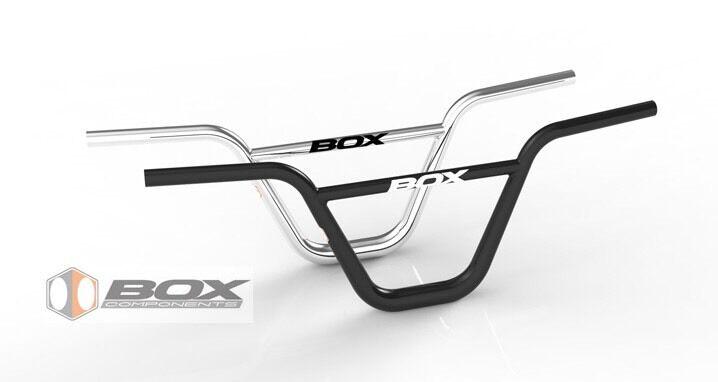 BMX Race Racing BOX Components Maximus 31.8 Lenker Lenker Lenker Handlebar Schwarz 8,5   | Modern  60c83d
