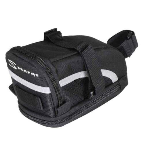 Serfas Medium Speed Bag Black