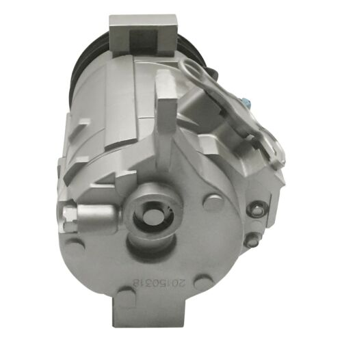 RYC Remanufactured AC Compressor and A//C Clutch GG377