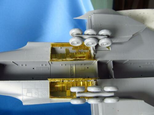 MD14436 Detailing set for aircraft Tu-160 Metallic Details MD14436-1//144