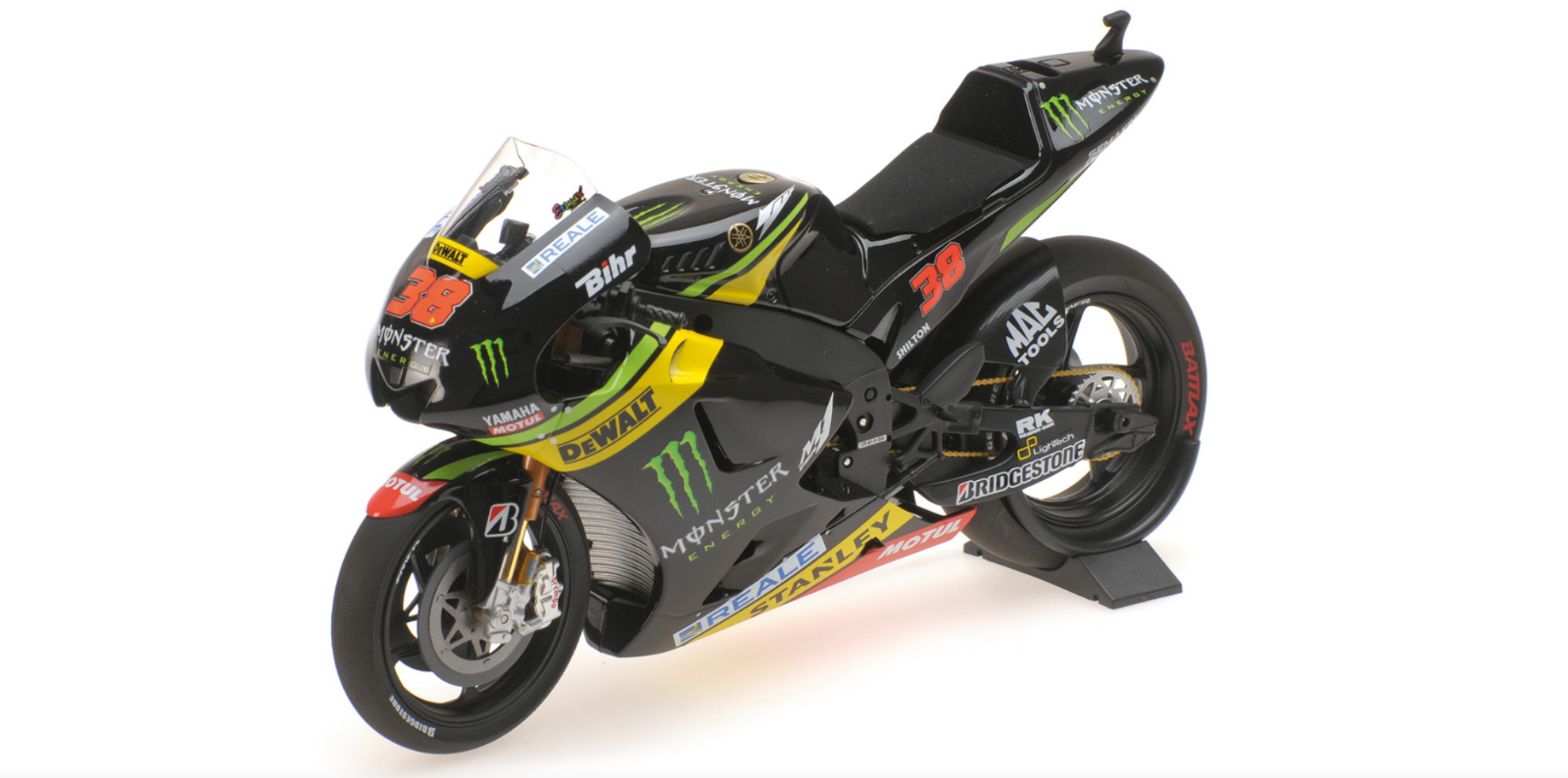 1 12  Yamaha YZR-M1 Smith MotoGP 2015 1 12 • Minichamps 122153038  shopping en ligne