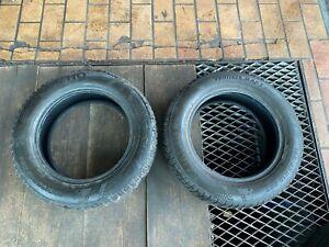 2x Kumho Wintercraft WP51 Pneu D'Hiver Pneu 185/65R15 88T Point: 2116 1817 5mm