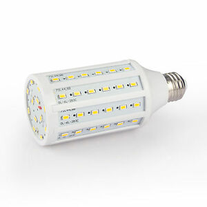 Pack 10 Replacement Led Corn Light Bulb E26 15w 12w 8w