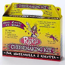 30-Minute Mozzarella & Ricotta Cheese Making Kit