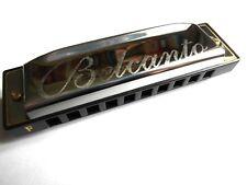 Richter BLUES MUNDHARMONIKA F Belcanto blues harp 20 Stimmzungen