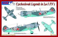 Avion de chasse Soviétique LAVOCHKIN La-5 FN's - KIT AML 1/72 n° 72048