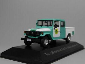 ixo-1-43-Toyota-Bandeirante-Pick-Up-Policia-Ambiental-Diecast-model-car