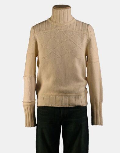 Pull Size originale Bikkembergs Dirk Jersey laine en Sweater 50 70 Chemise New Eqxw48Aax