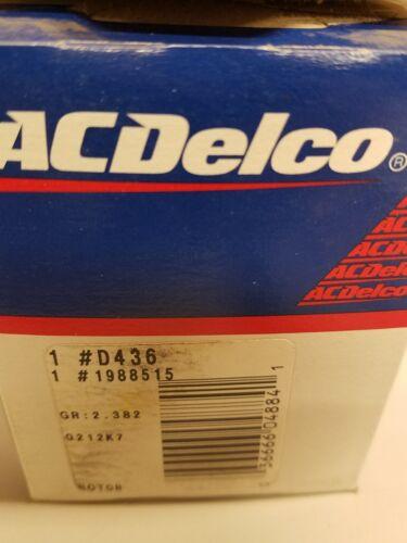 NOS DELCO REMY D436 1988515 IGNITION ROTOR 1988515 GENUINE GM ORIGINAL EQUIPMENT