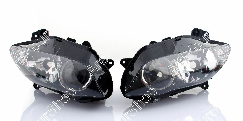 Headlight Headlamp Assembly for Yamaha YZF 1000 R1 R1 1000 2004-2006 2005 9da005