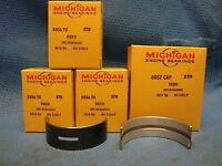 Ford German 1812 1998 2293 2548 Main Bearing Set Std 20m Capri Taunus 1964 - On