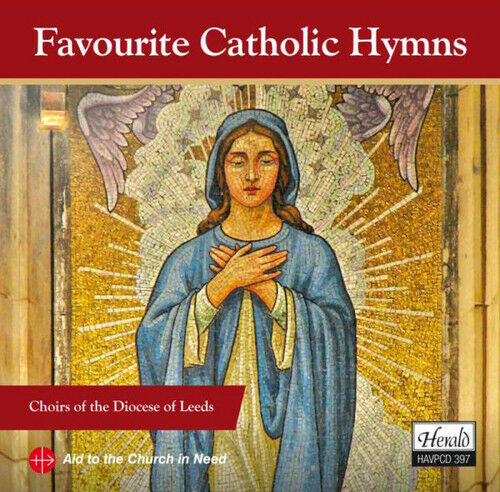 Various Composers : Favourite Catholic Hymns CD (2016) ***NEW***