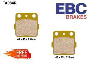 Front Brake Pads for Honda TRX420 Fourtrax Auto 09-11