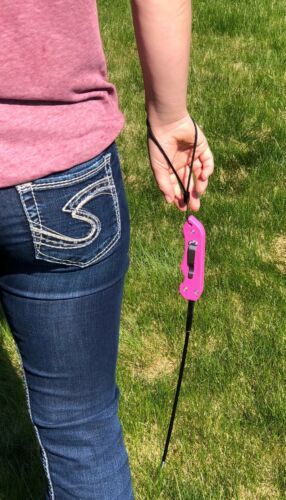 Self Defense Weapon Non-Lethal Spring Steel WHIP For Protection /& Conceal Carry