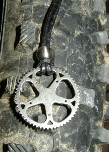 Q-SPORTZ Bike-Chaîne en Chaîne Feuille