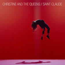 CHRISTINE AND THE QUEENS SAINT CLAUDE / TILTED EP FRENCH RED VINYL + cd