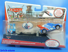 Disney Cars Pit Crew Launchers /  Y9064 / Raoul Caraule