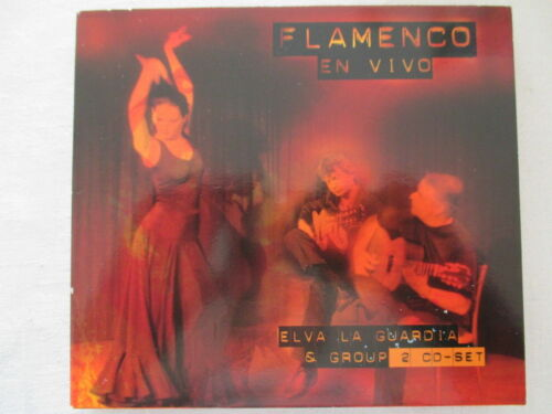 1 von 1 - Elva La Guardia & Group - Flamenco En Vivo - 2 CD