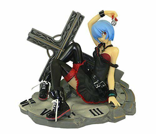 Evangelion Rei of Cross Noir 1//6 Scale PVC Figure