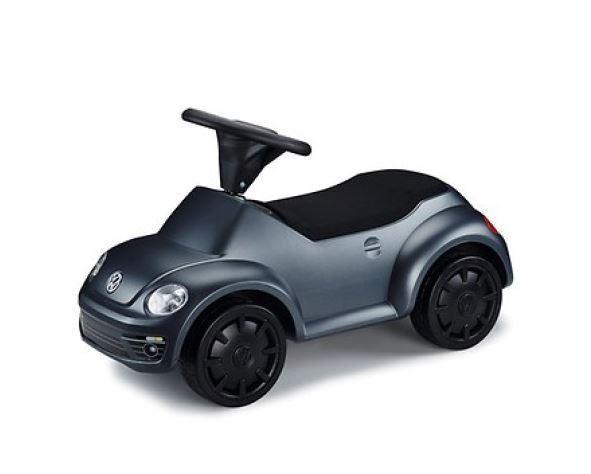 Original Volkswagen VW Rutschauto Junior Beetle Anthrazit Bobbycar Kinder NEU