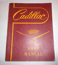 Werkstatthandbuch / Service Manual Cadillac '57 Eldorado DeVille 8 Passenger etc
