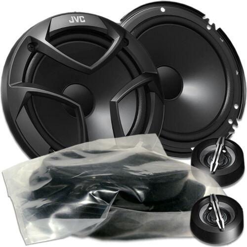 JVC CS-JS600 J Serie 16cm Kompo Lautsprecher Set für Mercedes SLK R170 Tür v