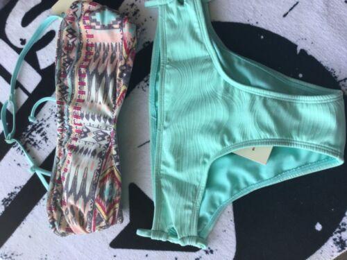 Roxy swimsuit Bikini Size M junior $16 Two pieces