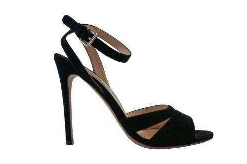 Size Suede With 39 new Prada Strap Genuine Sandals nqCxTXpP