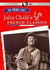 French Chef Julia Child's French Clas 0841887017039 DVD Region 1