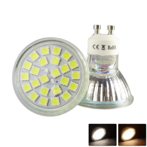LED GU10 3W 3.6W 4W 4.5W 5W 6W Strahler Lampen Leucht Einbauleuchte Spot G9