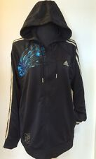 Official Adidas London Team GB Black Hoodie Tracksuit Jacket Olympics  11-12 yrs