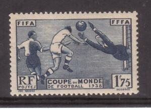 FRANCE-1938-MINT-349-WORLD-CUP-CHAMPIONSHIPS-R2