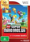 Super Mario Bros Wii (nintendo Selects)