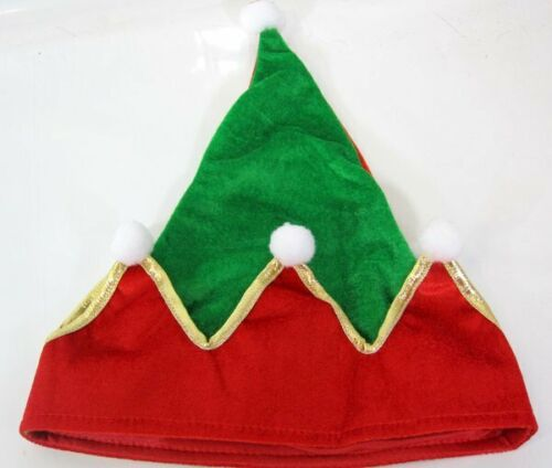 Christmas Elf Hat x 6 2 styles available