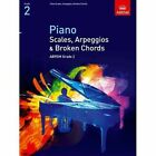 ABRSM Piano Scales Arpeggios and Broken Chords From 2009 Grade 2 Learn to Book