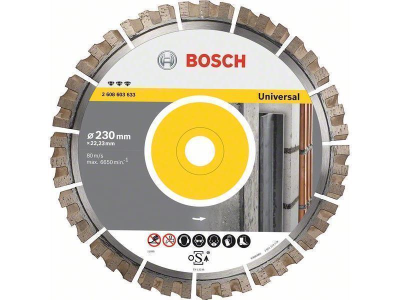 Bosch Diamanttrennscheibe Diamanttrennscheibe Diamanttrennscheibe Best for Universal | Deutschland Online Shop  | Am wirtschaftlichsten  | Authentisch  d31a34