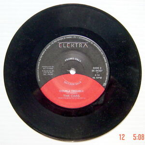 ONE-034-PROMO-ONLY-034-45-R-P-M-RECORD-THE-CARS-COMING-UP-YOU-DOUBLE-TROUBLE