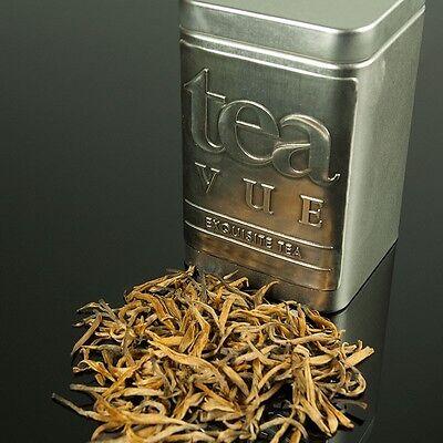 Supreme Yunnan Gold Bud Black Loose Leaf Tea - Premium by Tea Vue