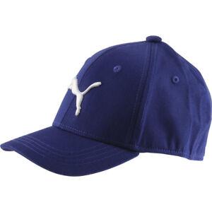 Puma Boy s Kids Evercat Anthem Stretch Fit Baseball Cap Hat  5d4750d35bcb