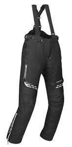 Motorradhose Herren SPIRIT - CE Protektoren Lev. 2 | Wasser-Winddicht Gr. S-4XL