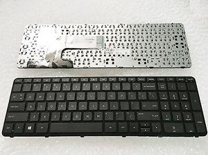 Original Keyboard Replace For HP Pavilion 15z-ba000 15-ba113cl 15-ba140ca US