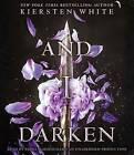 And I Darken by Kiersten White (CD-Audio)