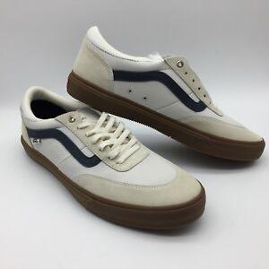 Crockett Zapatos Drss Gum Azules Tostado Hombre Vans gilbert x5Hpw0qnwf