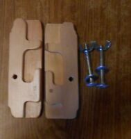 Kromski Second Heddle Block Kit & 24 8 Dent Reed Can Weave Like 4 Shaft Loom